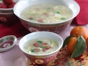 Resep Sup: Sup Asparagus