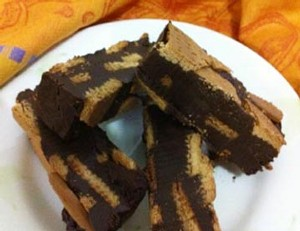 Resep Anak: Chocolate Biscuit Cake