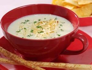 Resep Anak: Sup Krim Kentang