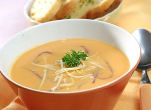 Resep Sup: Sup Krim Wortel