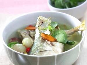 Resep Seafood: Ikan Kuah Pindang