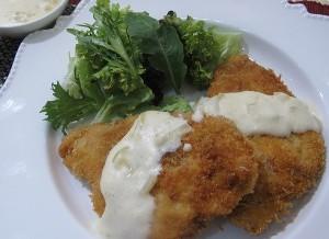 Resep Ayam: Chicken Maryland
