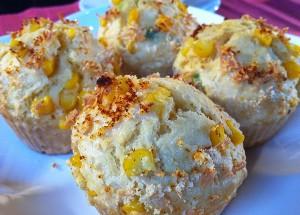 resep kue muffin jagung keju