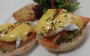 Resep Telur: Egg Benedict