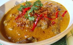 Resep Daging: Gulai Kambing
