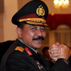 Jenderal Polisi Drs. Timur Pradopo