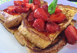 Resep Roti: French Toast