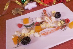 Resep Seafood: Prawn and Yuzu Lime