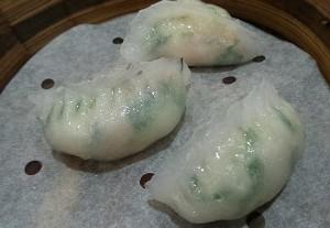Resep Dim Sum: Steamed Spinach Dumpling