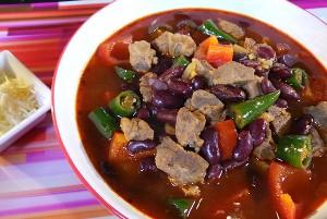 Resep Sup: Texas Chilli Bean