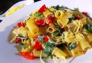 Resep Pasta: Veggie Rigatoni