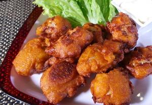 Resep Ayam: Crunchy Sriracha Chicken Bites