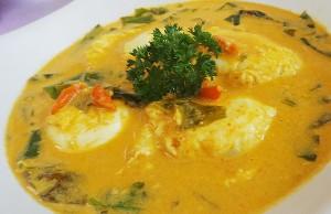 Resep Telur: Gulai Telur Asam Padeh