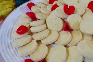 Resep Kue: Vanilla Cookies