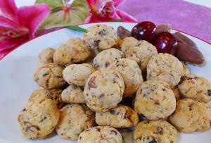 Resep Kue: Oatmeal Raisin Cookies