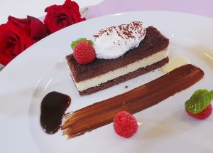 Resep Kue: Cream Cheese Mousse Sandwich