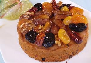 Resep Kue: Dates and Cashewnut Cake