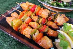 Resep Seafood: Fish Shashlik