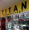 Titan front