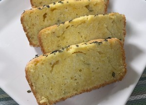 Resep Kue: Thyme and Lemon Cake