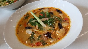 Resep Ikan : Tom Yum Pla