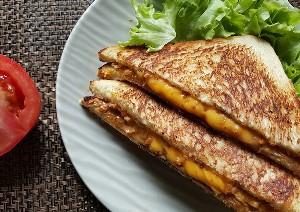 Resep Roti : Cheezy Toast