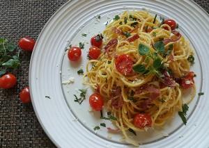 Resep Pasta: Breadcrumb and Tomato Pasta