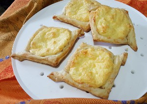 Resep Kue : Pastry Isi Krim Keju