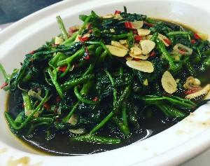 Resep Sayuran: Tumis Kangkung