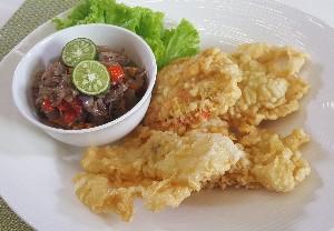Resep Ikan: Ikan Dori Goreng Sambal Matah