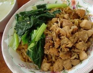 Resep Mie: Yamien Ayam