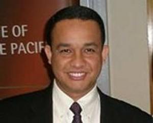 Anies Rasyid Baswedan, Ph.D.,