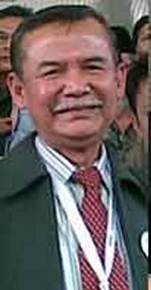 IrJen POL. (Purn) Dr. Bibit Samad Rianto, MM, Ph.D.
