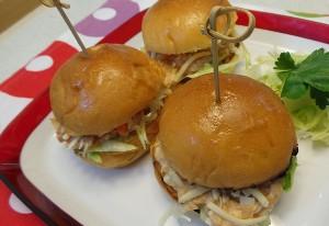 Resep Anak: Sandwich Tuna Telur
