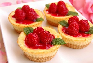 Resep Kue: Mini Cheesecake