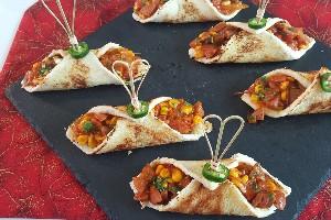 Resep Camilan: Chunky Sausage Roll