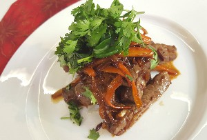 Resep Daging: Korean Stir Fried Beef