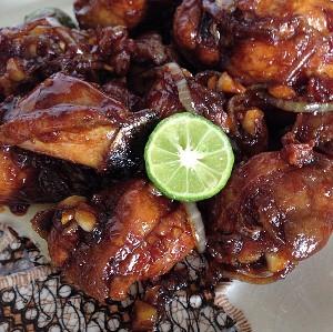 Resep Ayam: Ayam Goreng Mentega